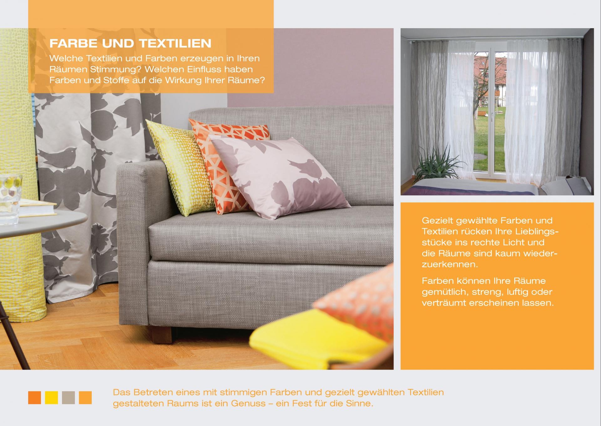 BIRCHER AG - Wohnraum-Gestaltung